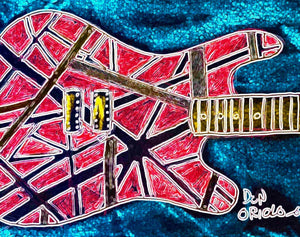INSPIRATION - TRIBUTE TO EDDIE VAN HALEN