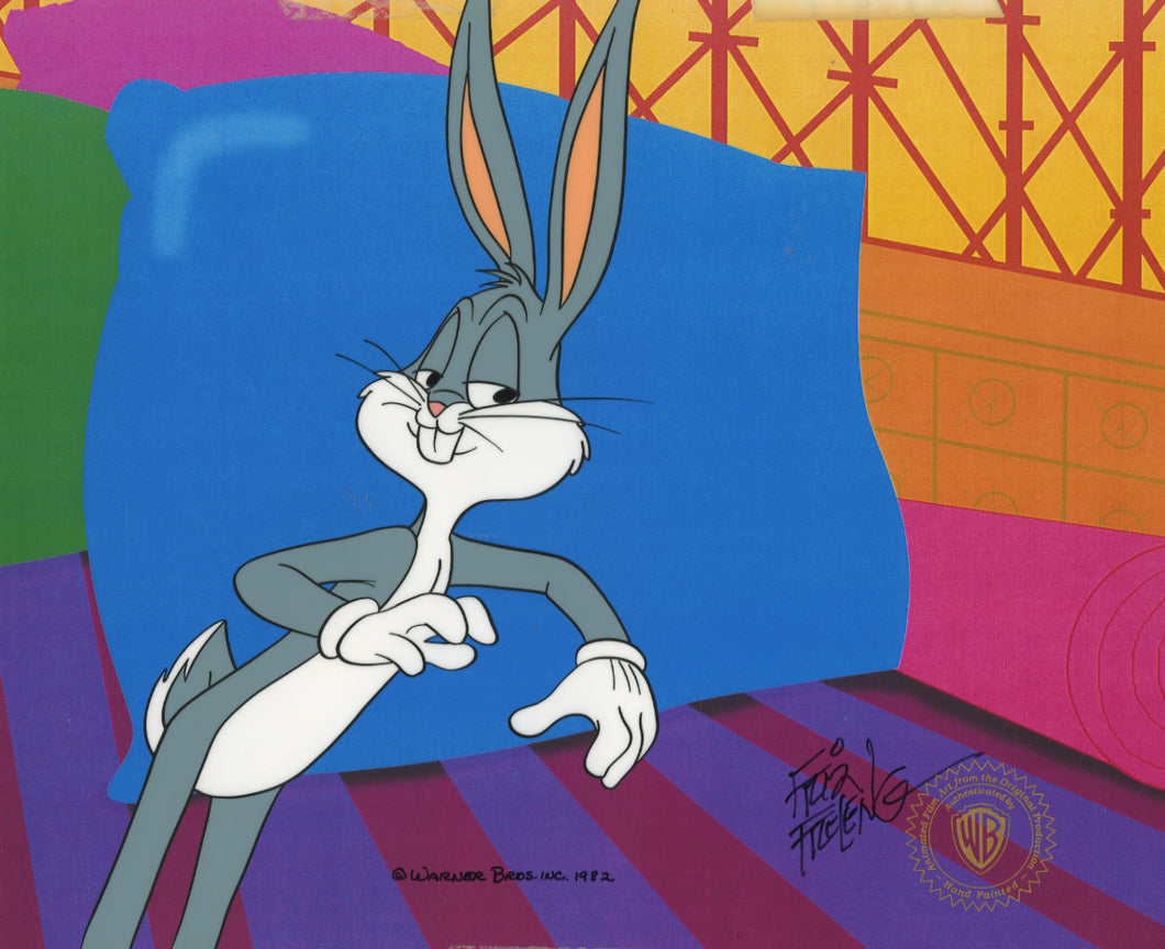 BUGS BUNNY - ORIGINAL PRODUCTION CEL