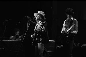 FOREVER YOUNG - BOB DYLAN AND THE BAND