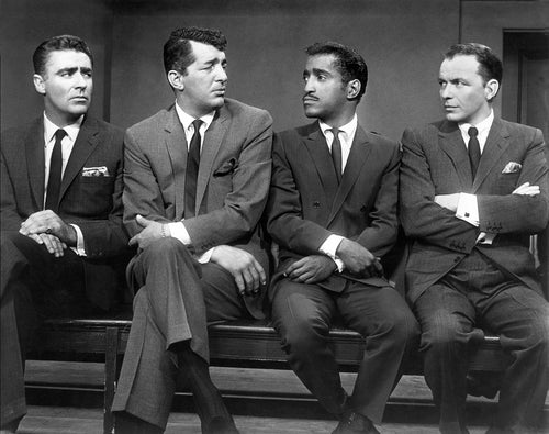 THE RAT PACK - OCEAN'S 11 - DELUXE SIZE