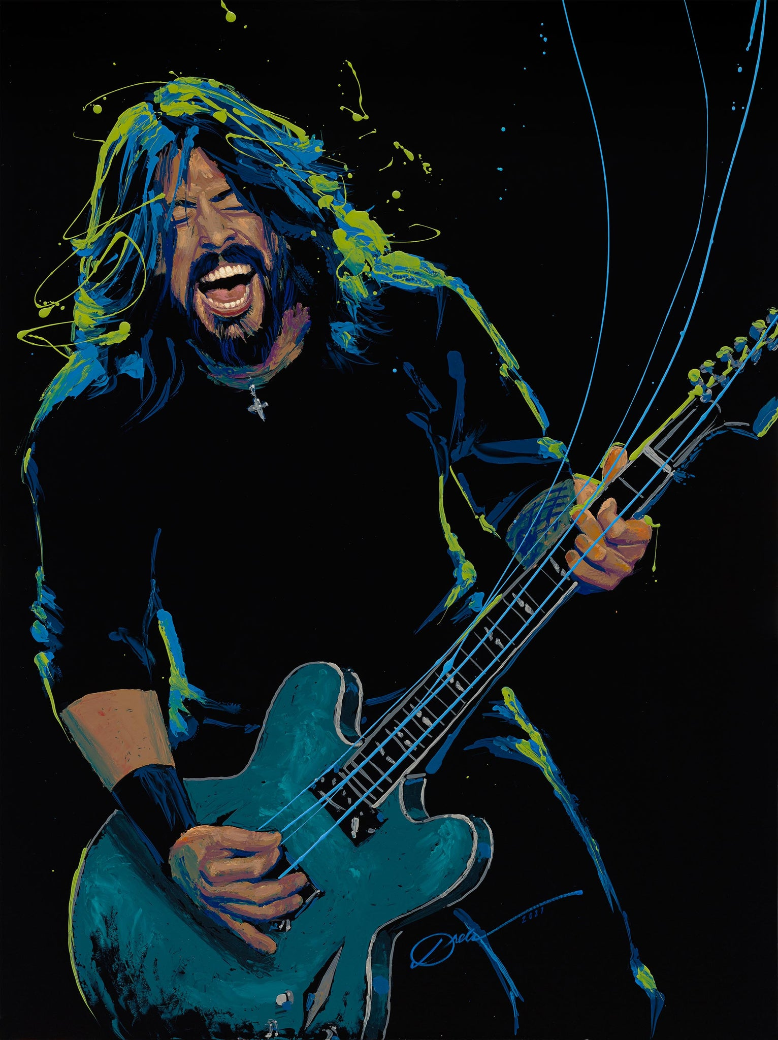 David Grohl — Best of You