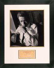 ORIGINAL JAMES DEAN SIGNED CHECK WITH HISTORIC FINE ART PHOTOGRAPH