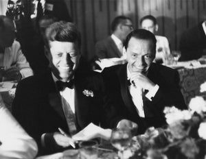 KENNEDY AND SINATRA