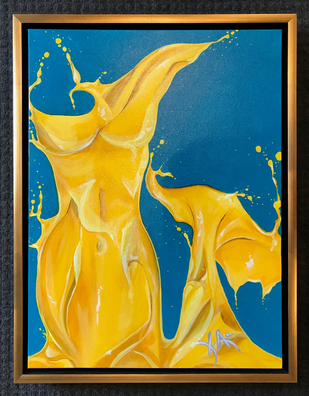 LIQUID GOLD MERMAID (2018)