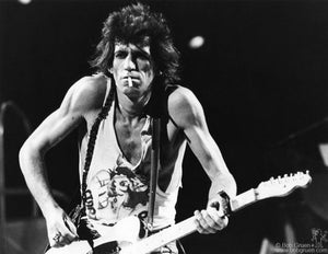 KEITH RICHARDS - NYC
