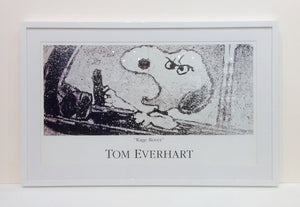 """ RAGE ROVER "" TOM EVERHART POSTER"