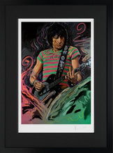 BLUE SMOKE SERIES - RONNIE WOOD
