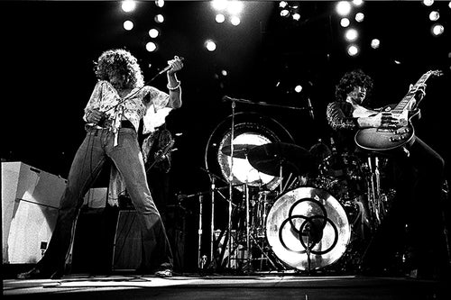 LED ZEPPELIN - SMITHSONIAN ROCK & ROLL