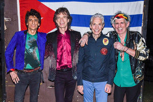 THE ROLLING STONES - STONES IN CUBA