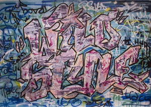 WILDSTYLE -  MUSEUM PIECE (1987)