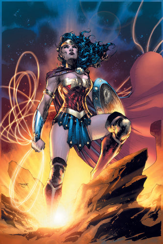 WONDER WOMAN: GODDESS OF TRUTH