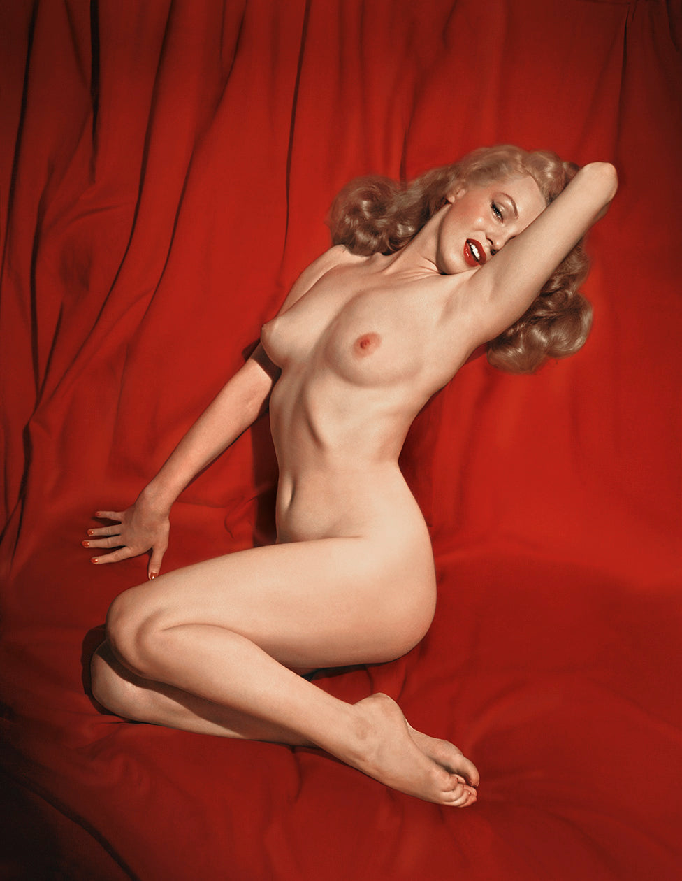 MARILYN MONROE POSE 1 - PLAYBOY MAGAZINE