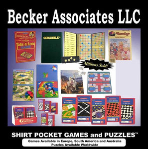 BASEBALL SHIRT POCKET GAMES