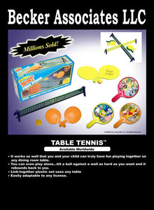 FAMILY TABLE TENNIS™
