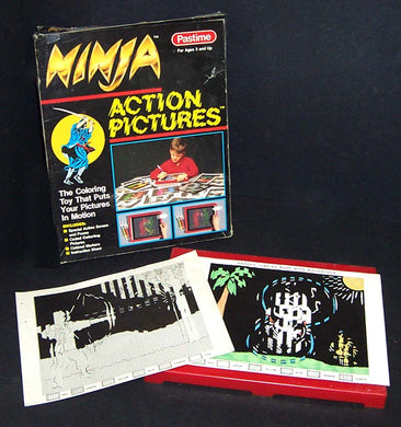 NINJA ACTION PICTURES - Pastime