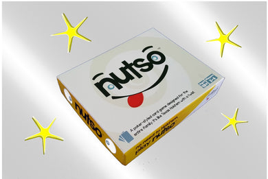 *NUTSO CARD GAME - Patent Pending