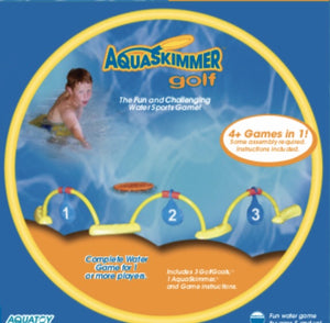 *AQUASKIMMER GOLF