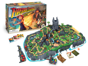 *FIREBALL ISLAND: CURSE OF VUL-KAR (Restoration Games, Asmodee, Mandu-Korea, Broadway Toys-China, Taiwan, Singapore)