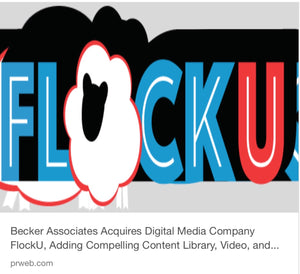 *FLOCKU: Digital Media