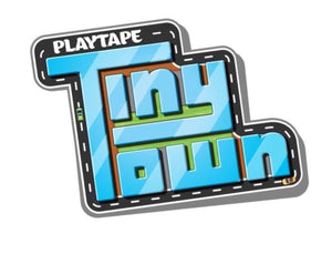 *PLAYTAPE TINY TOWN (INROAD TOYS & IRWIN)