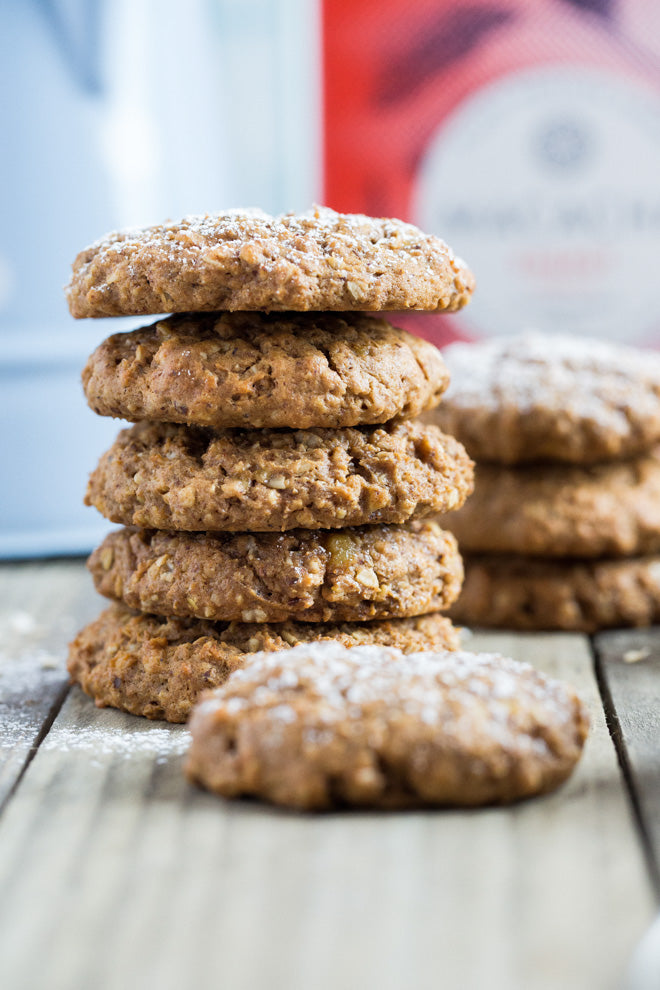 macacha plant protein cookies