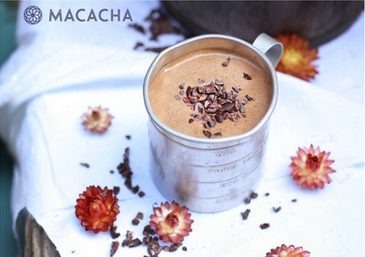 High Intensity Hazelnut Hot Chocolate