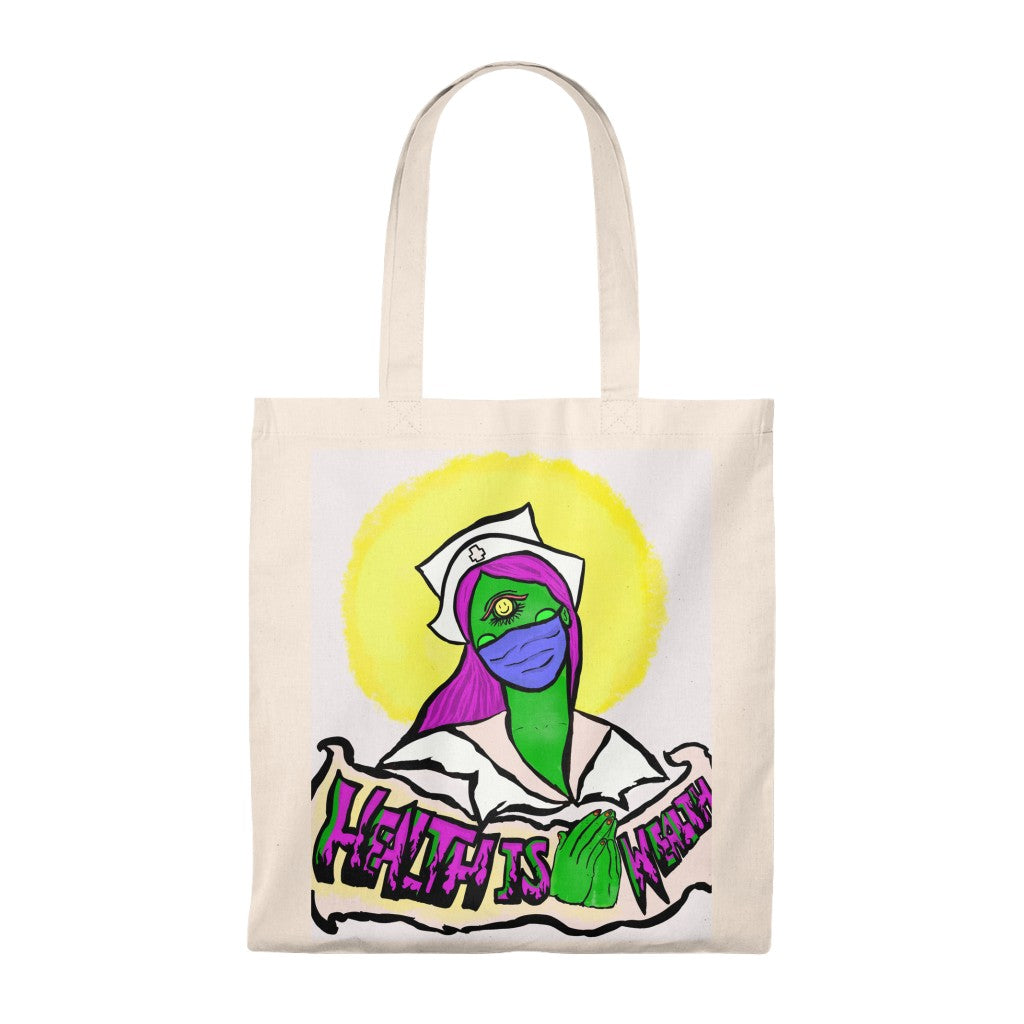 Stay at Home Club Tote