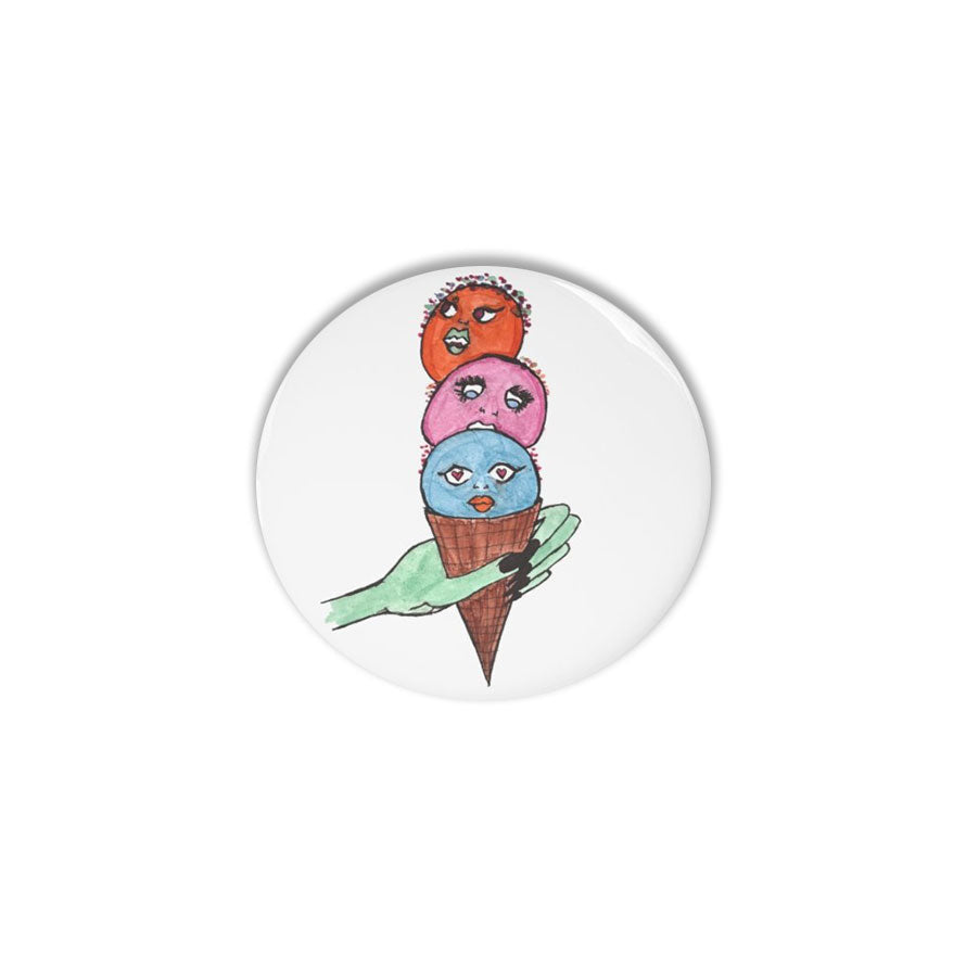 Ice Scream Pin