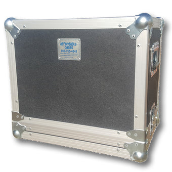 1x10 Lift Lid Road Case - St. Louis Case