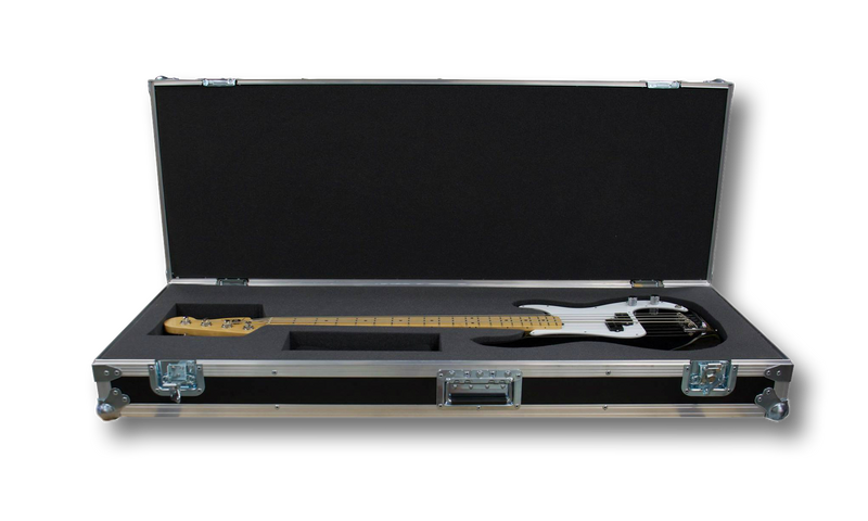Bass Guitar Road Case - St. Louis Case