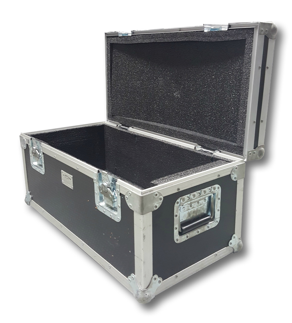 Amp Head Hinged Lid Road Case - St. Louis Case