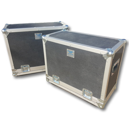 1x10 Speaker or Amp Lift Lid Road Case - St. Louis Case