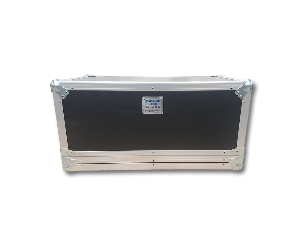 Amp Head Lift Lid Road Case - St. Louis Case