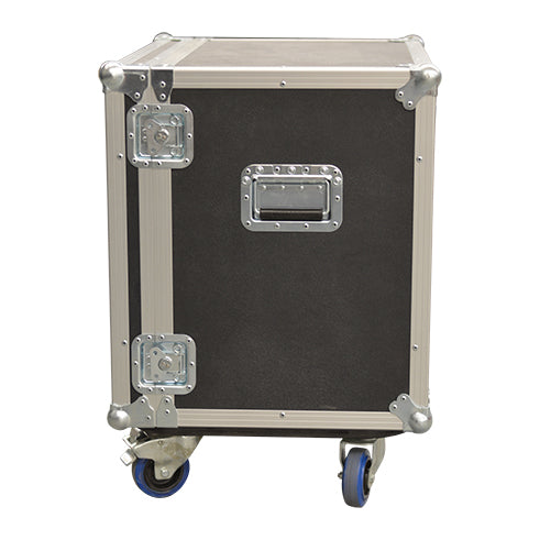 1x10 Live In Road Case with Handles - St. Louis Case