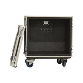 1x12 Live In Road Case with Casters - St. Louis Case