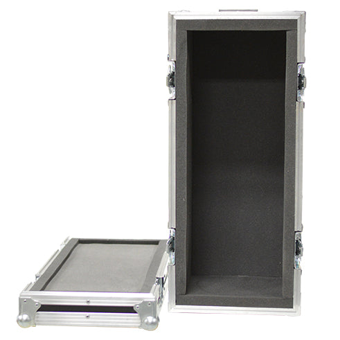 4x10 Lift Lid Road Case, Inside  - St. Louis Case