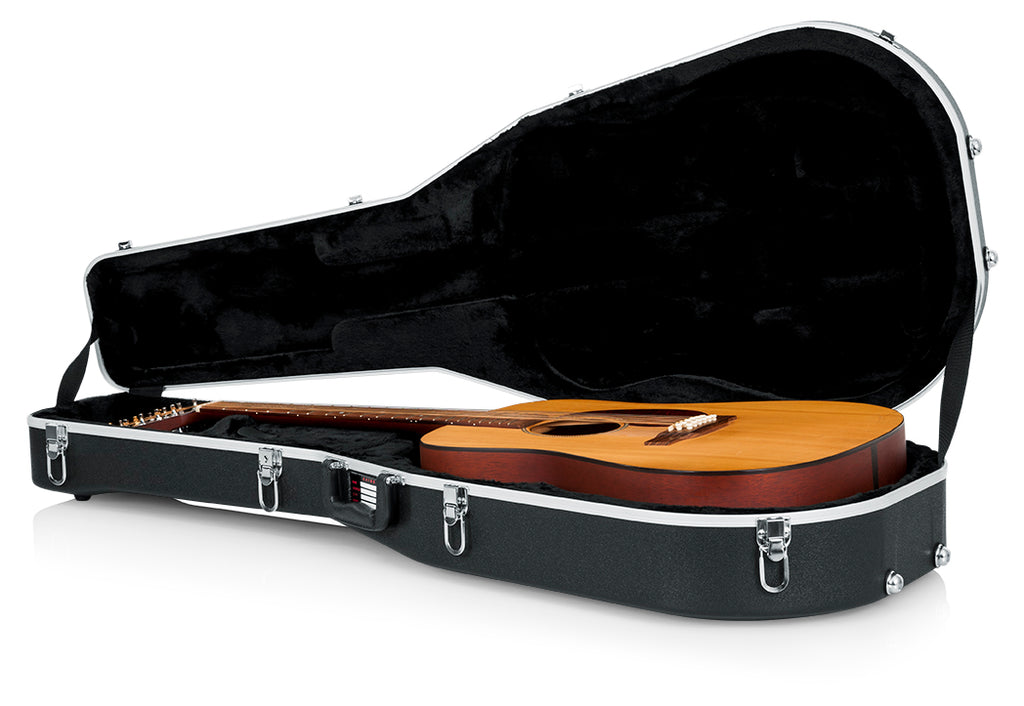 GC Guitar Series - 12-String Dreadnought Guitar Case