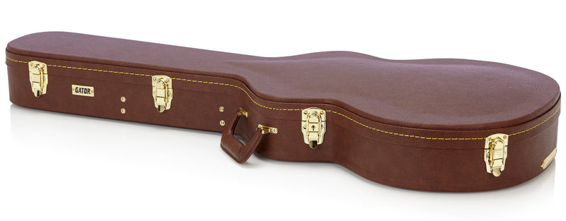 Deluxe Wood Series - Semi-Hollow Guitar Deluxe Wood Case