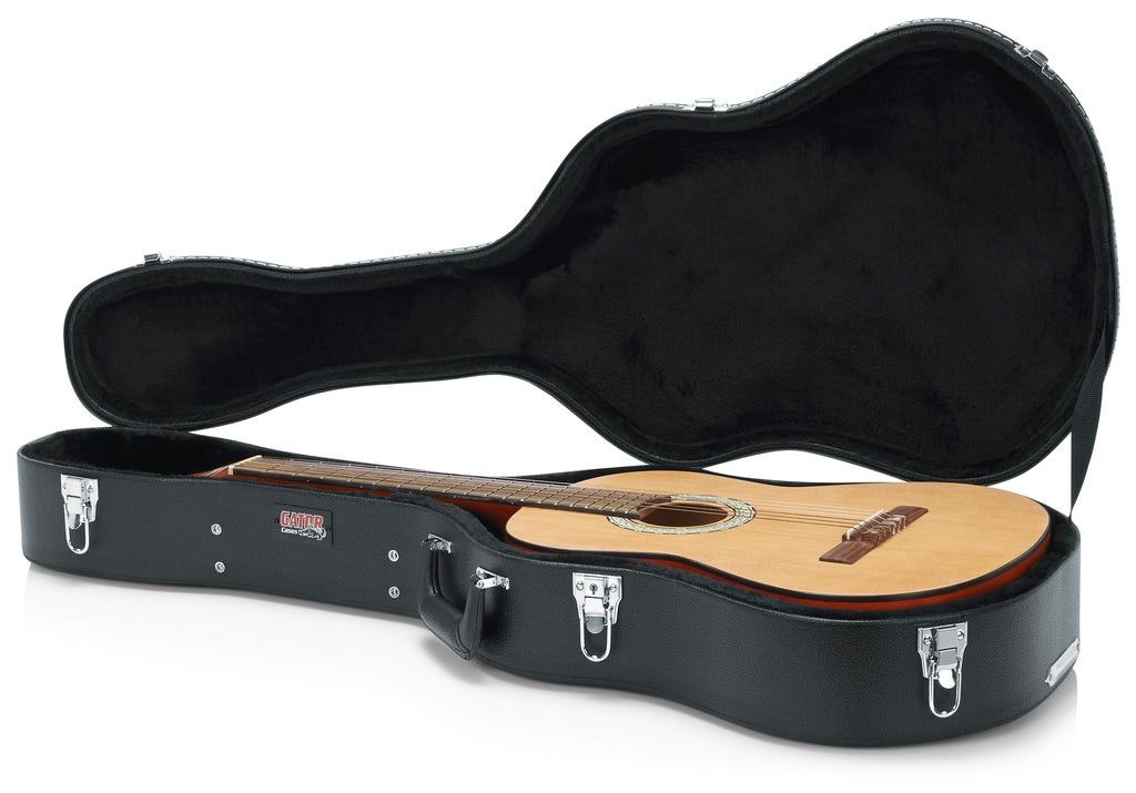 Deluxe Wood Series - Classical Guitar Case