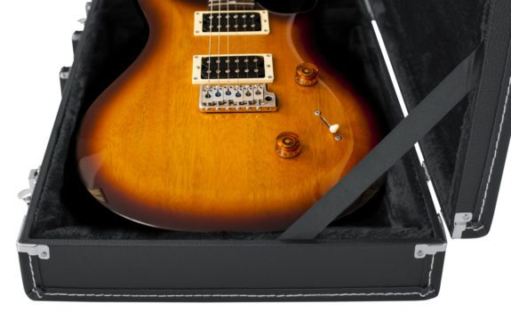 Deluxe Wood Series - PRS Style & Wide Body Electric Case