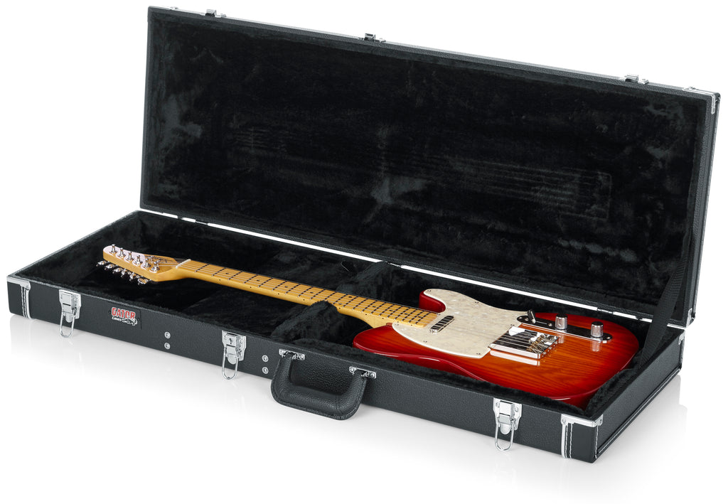 Deluxe Wood Series - Electric Guitar Case