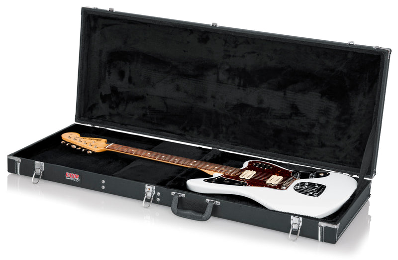 Deluxe Wood Series - Jaguar Style Guitar Case