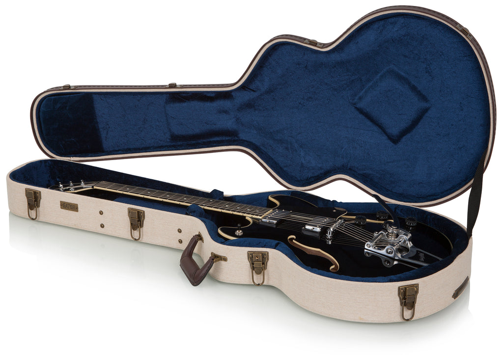 Journeyman Series - Semi-Hollow Electrics Case