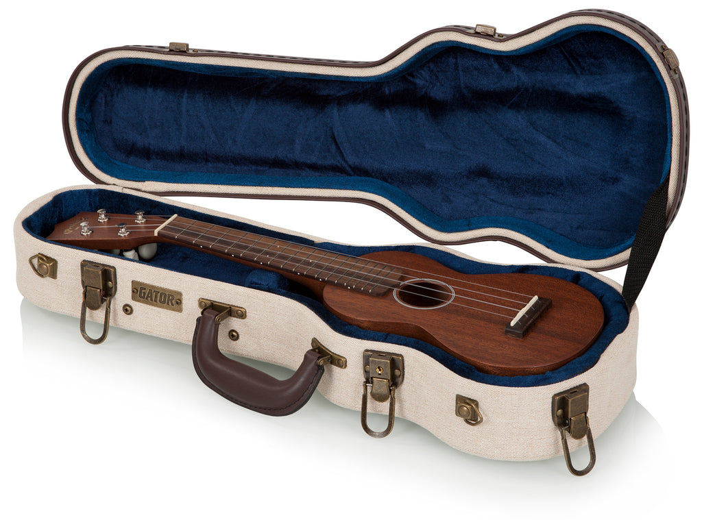 Journeyman Series - Soprano Style Ukulele Case