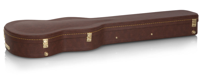Deluxe Wood Series - Gibson SG® Guitar Case, Brown