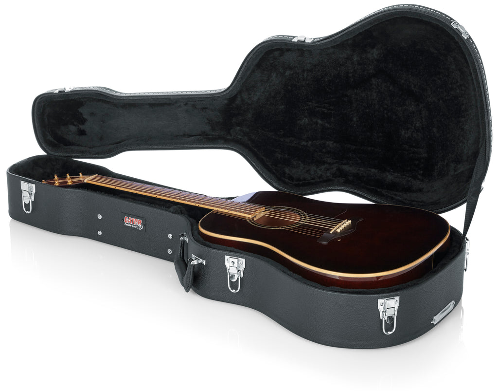 Deluxe Wood Series - Dreadnought Guitar Case