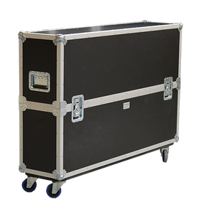 Single TV Road Case