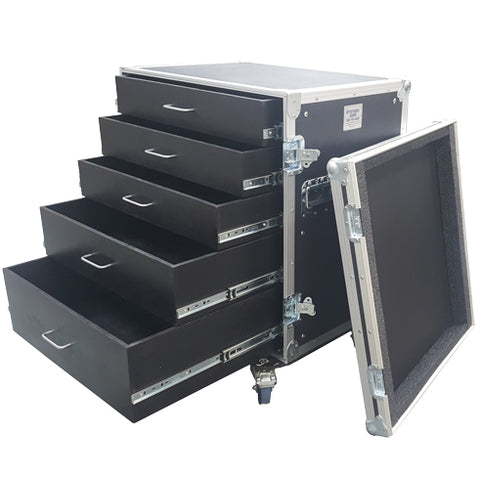 Work Box Road Cases