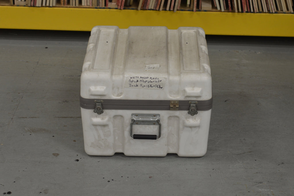 Used Plastic Trunk