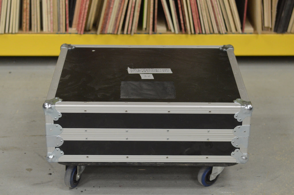 Used Line Array Speaker Case